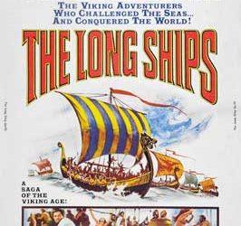 Długie łodzie wikingów (1964)