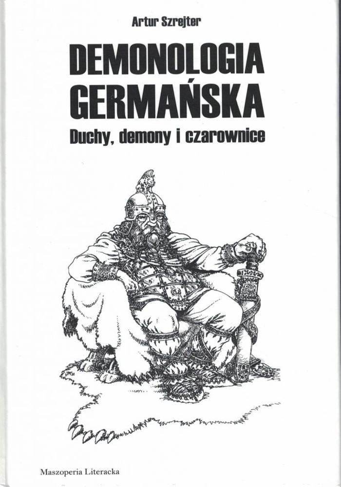 Demonologia germańska – Artur Szrejter
