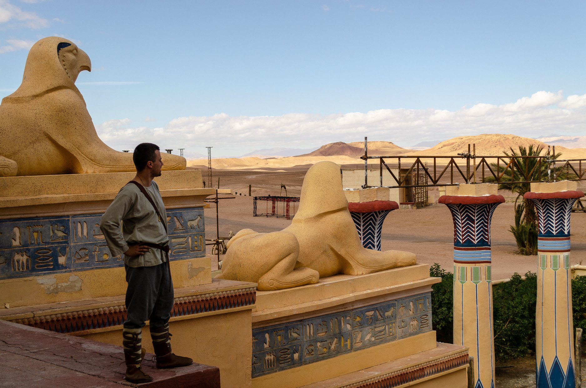 ZBiRy mącą i szabrują w Maroku